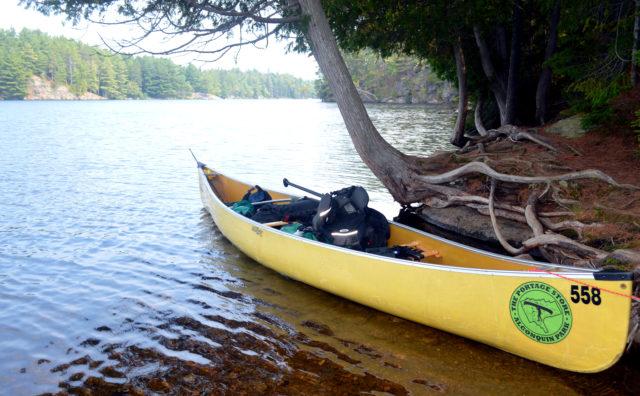 僕のカヌー探検