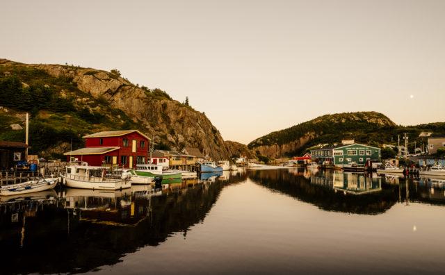 第1回 カナダ最東端の島が忘れられない